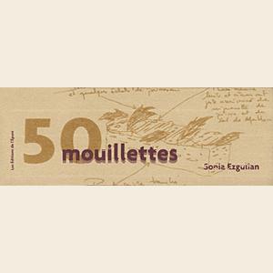 50 mouillettes