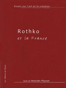 Rothko, et la France